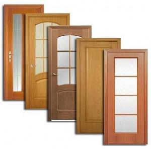 Двери, дверные блоки Зюкайки