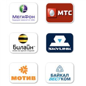 Операторы сотовой связи Зюкайки