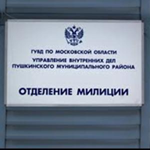 Отделения полиции Зюкайки