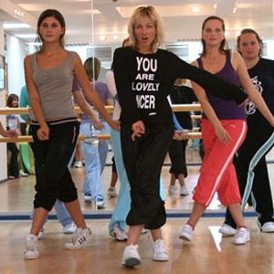 Школы танцев Зюкайки