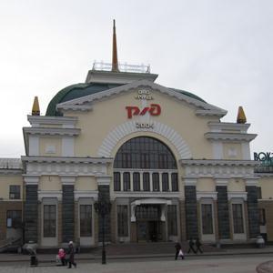 Железнодорожные вокзалы Зюкайки