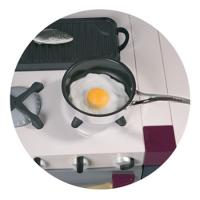 Кафе Элегия - иконка «кухня» в Зюкайке